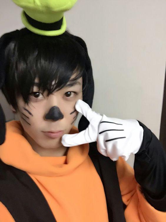 Yuuki on Halloween 2016!!!