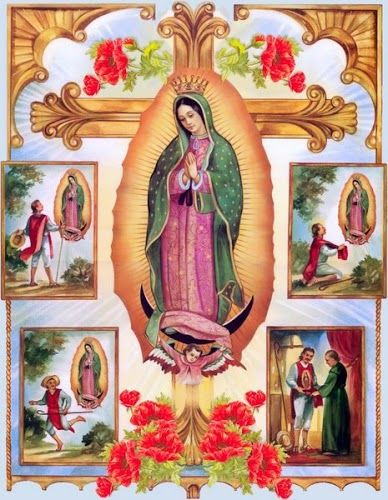 Virgem de Guadalupe: