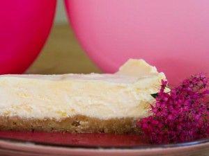 Starbucks Cheesecake Rezept. Schmeckt genauso lecker und ist dank Thermomix Rezept schnell gemacht (und sooooo cremig). New York Cheesecake at its best! http://www.meinesvenja.de/2011/07/09/kaesekuchen-wie-bei-starbucks/