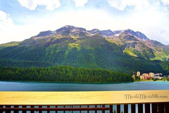 Badrutt's Palace: St. Moritz, Switzerland | FamilyFreshCooking.com | © MarlaMeridith.com: Badrutt S Palace, Bucket List, Switzerland Dreams, Dream Holiday, Holiday Destinations, Travel List, Travel Destinations