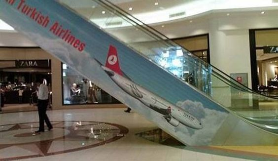 Turkish airlines going to wrong way