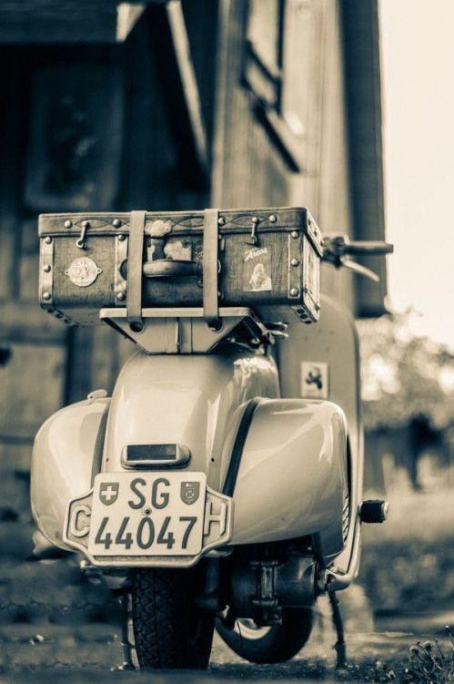 Scooter Scooter Italika Vespa Vintage Motonetas Vespa Motos Clasicas