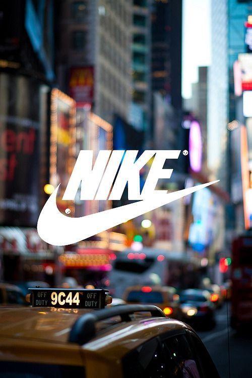 Nike wallpaper nyc New York City
