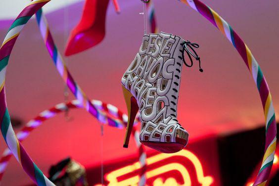 #zapato de lujo Christian Louboutin, 20 years of Brilliance