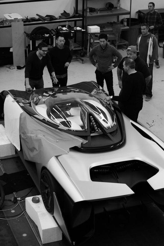 Have You Heard Of Faraday Future Dragon Racing Formulae Team