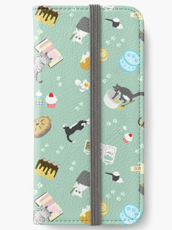 The chaotic adorableness cannot be contained. Cats in the kitchen everywhere! Frosting cakes, sleeping in pie tins, licking the butter! Truly a culinary delight • Also buy this artwork on phone cases, apparel, home decor, and more.