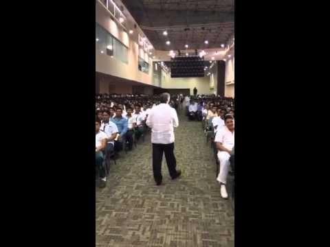 José Antonio Meade - En Campeche en evento de afiliación al IMSS - Periscope