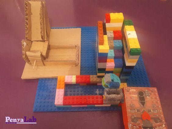 Diari d'un dispensador Edison 5: Comencem a construir!