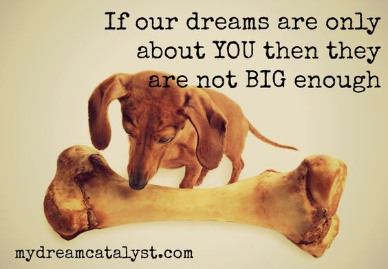 How big is your dream?