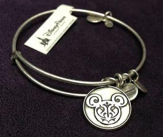 New Disney Alex And Ani Bangle Bracelets Mickey Icon