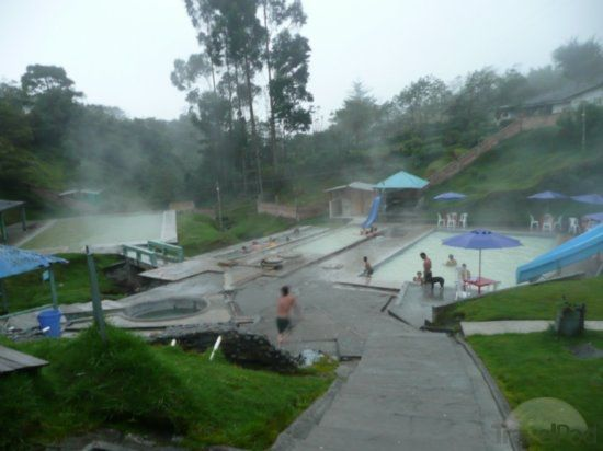 Termales en Popayan, Cauca