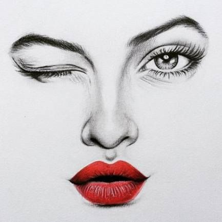 52 Ideas Makeup Ideas Red Lips Makeup Lips Drawing Makeup