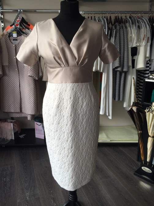 Fee g white dress xxxl
