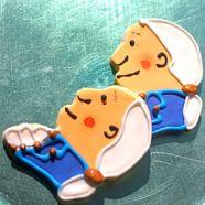 George Washington Cookies