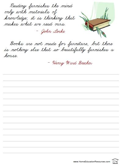 free 18 page cursive handwriting worksheet packet quotes in cursive easy to download at. Black Bedroom Furniture Sets. Home Design Ideas