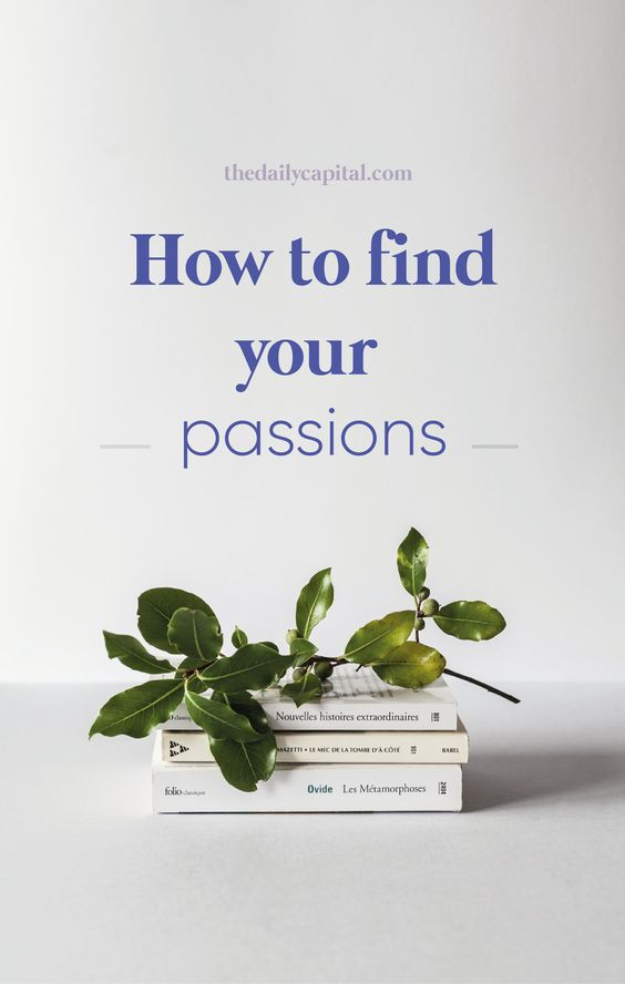 You shouldn't feel like there's nothing that you want to do. Life is about being passionate and you deserve to find and do what you love.