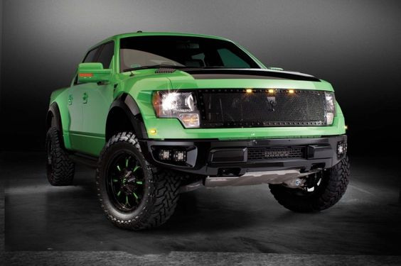 Galpin Auto Sports 2012 Modified Ford SVT Raptor