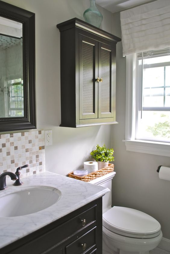 The Chronicles of Home: Master Bathroom: