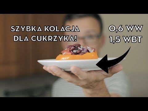 Szybka Kolacja Dla Cukrzyka Przepis Wymienniki Cukrzyca Youtube Youtube