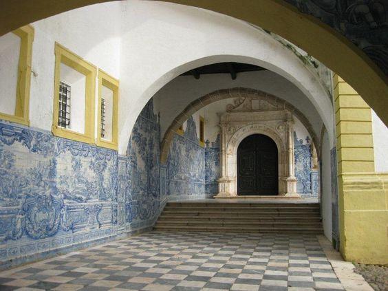 Mosteiro deS. bernardo, Portalegre