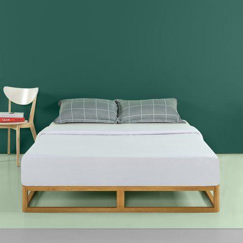 Latitude Run Ledoux Bed Frame Reviews Wayfair Bed Frame Sizes Bed Frame Wood Bed Frame