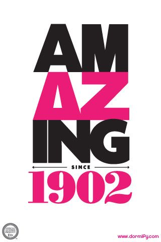 Delta Zeta: AMAZING Everywhere You Go Since 1902!