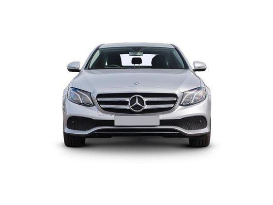 Mercedes-Benz E Class Diesel Saloon front view
