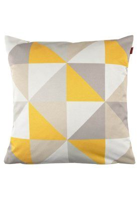 yellow triangles by esprit