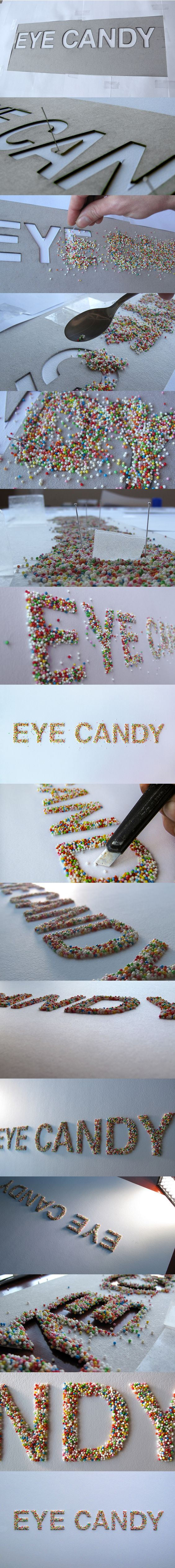 Eye Candy by Patrick Simons