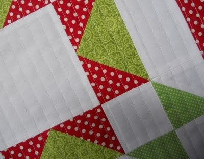 straight line quilting on quilt sash | straight line quilting | Quilts | Pinterest