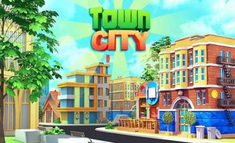 Town City Village Building Sim Paradise Game 4 U Is A Simulation Game For Android Download Last Version Of Town City Villa City Hacks City City Building Game