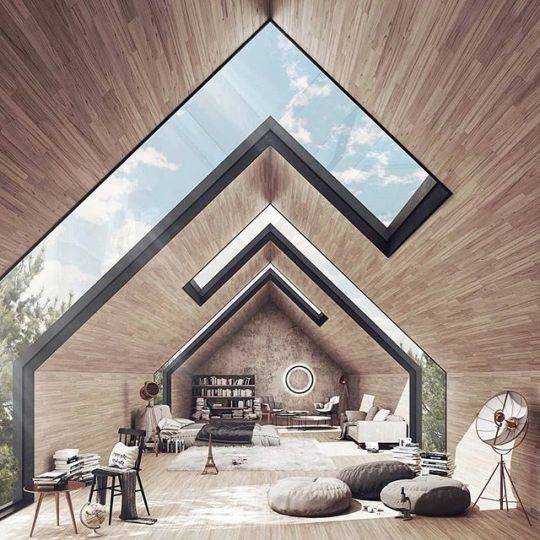 Blog Esprit Design Skylight Architecture Architecture Minimal Interior Design