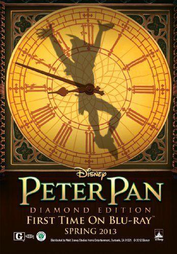 *PETER PAN ~ 1953