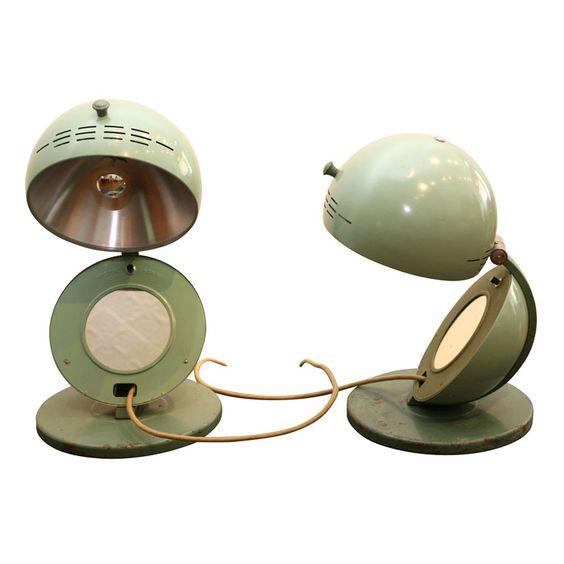 Hanau Lamp Models Metals And Furniture