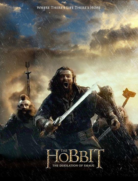 the hobbit desolation of smaug | The Desolation of Smaug ...