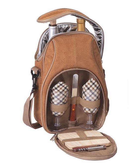 Take a look at this Camel Brava Wine Tote today!