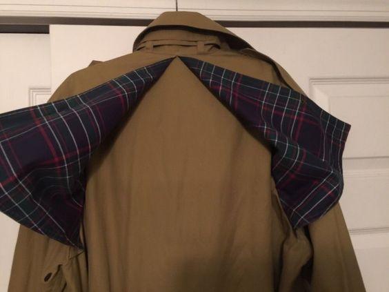 Willis Geiger Trench Coat