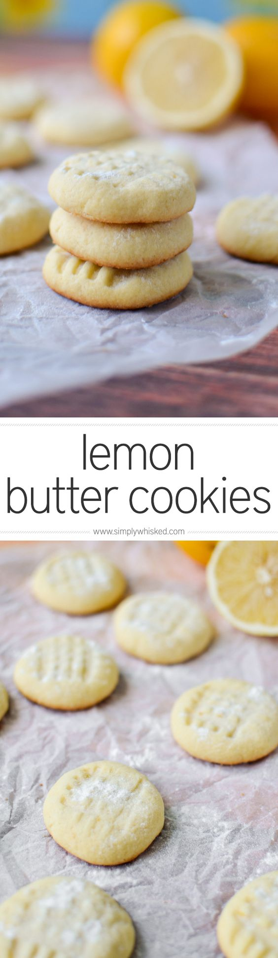 cookies simplywhisked cookies oooh and more lemon butter lemon cookies ...