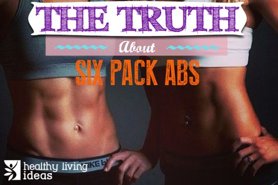 The Truth About Abs - Could This Program Solve Your Problem | Healthy Living Ideas