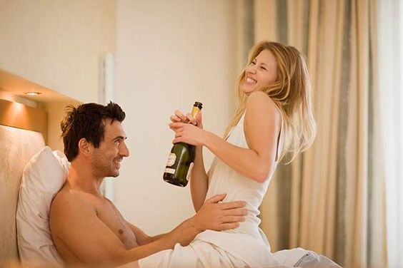 7 Types of Honeymoon Sex You Should Totally Have