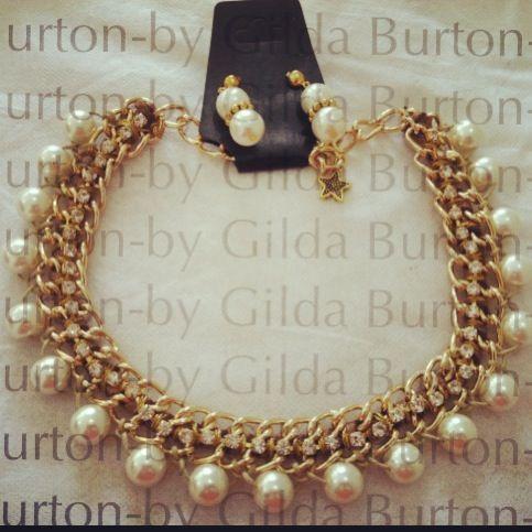 Resultado de imagen para collares con perlas paso a paso