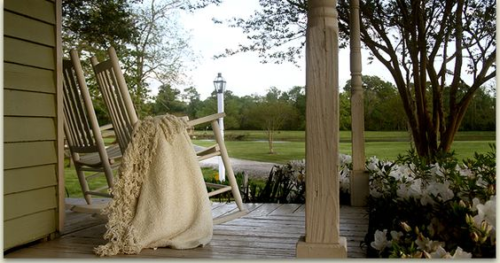 Masison D' Memoire Bed & Breakfast Cottages in Rayne, Louisiana... 15 min from Lafayette 139.00-229.00 a night 20.00 off mid week.....Go during the Suger Cane Festival :)....