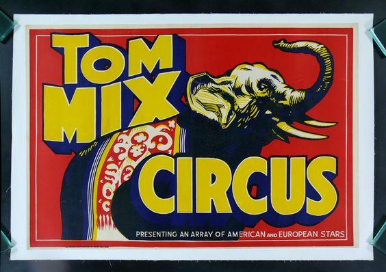 circus poster - Google 検索