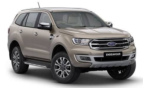 2020 Ford Endeavour Bs6 Price Increased By Rs 70 000 In 2020 Ford Endeavour New Upcoming Cars Latest Cars