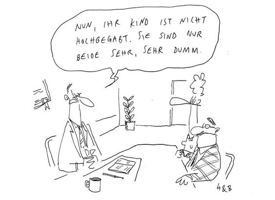 Sehr lustiger #cartoon von Nichtlustig