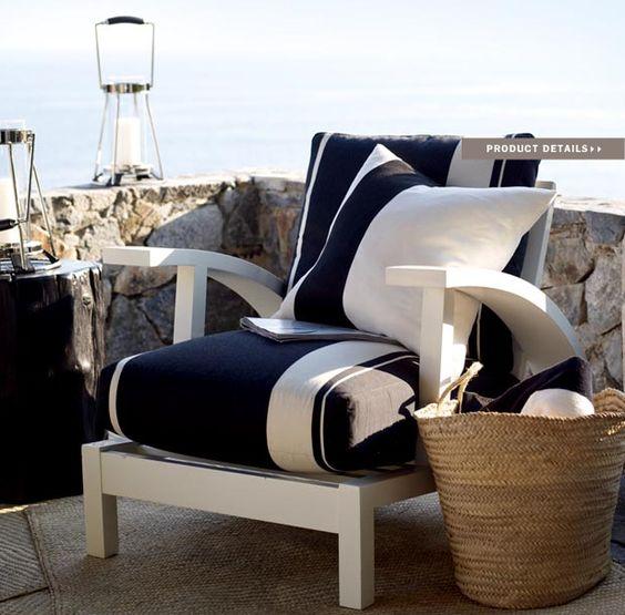 Sand collection black sand and ralph lauren on pinterest for Ralph lauren outdoor furniture