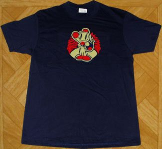 Bomberman snes genesis ps2 famicon nes psp game T-shirt tee Tshirt