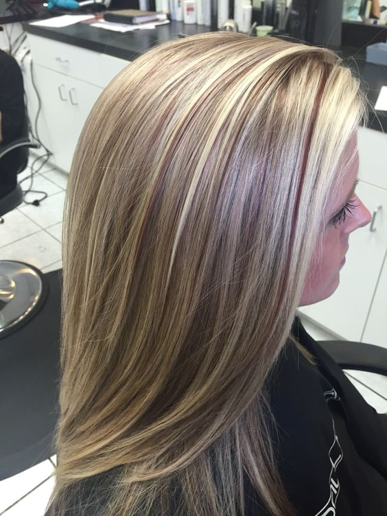 Fall Hair Color Ideas For Blondes : Blonde hair ready for fall styles