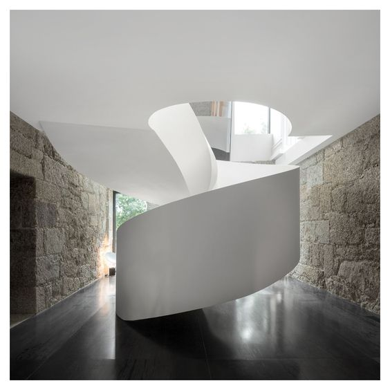 "styletaboo: ""ES1ARQ - Guimarães House [Portugal, 2014] """