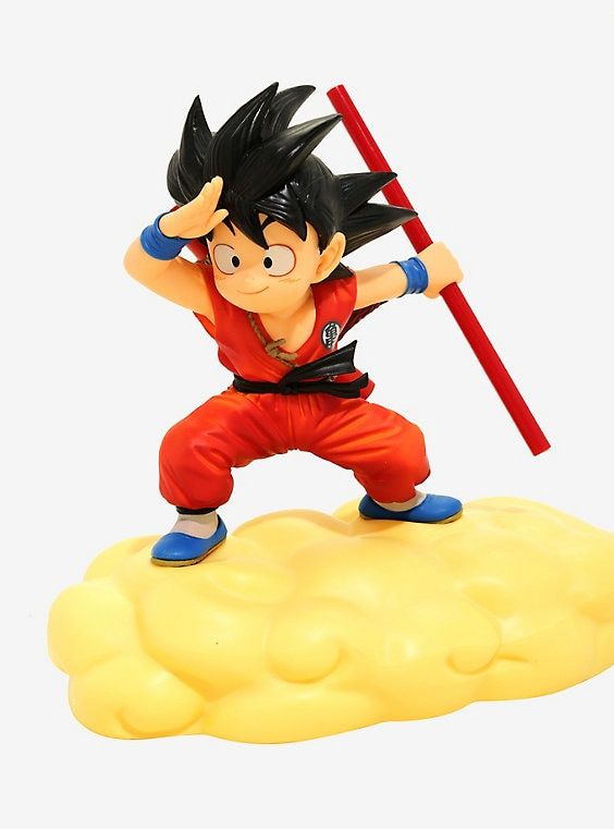 Dragon Ball Kintoun Son Goku Orange Figure Dragon Ball Son Goku Goku
